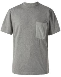 Universal Works T-shirt - Grau