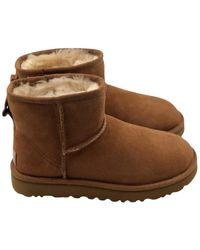 UGG Mini Classic Ii Boots - Bruin