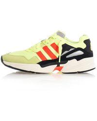 adidas Junge Sneakers - Gelb
