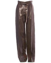 Brunello Cucinelli - Pantalone Glitter - Lyst