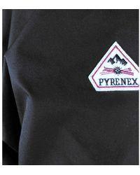 Pyrenex Parka Negro