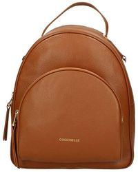 Coccinelle E1 I60 14 01 01 Backpack - Bruin