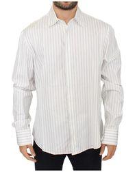 Ermanno Scervino Regular Fit Shirt - Wit