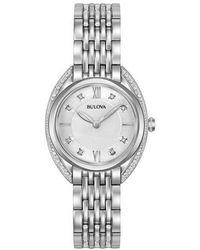 Bulova Classic watch - Grau