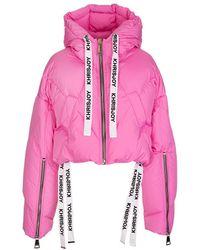 Khrisjoy Coat - Roze