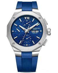 Baume & Mercier Riviera Watch - Blau