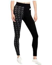 Nike Mallas Entrenamiento Mujer Dj6774 - Zwart