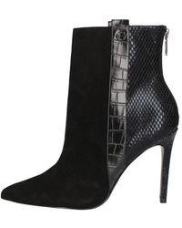 Guess Fl8bzisue10 Laarzen - Zwart