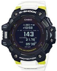 G-Shock Watch - Gbd-h1000-1a7er - Wit
