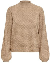 ONLY - Onlmarylynn Pullover KNT - Lyst