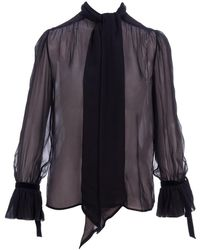 Ferragamo Shirt 642299y115w - Zwart