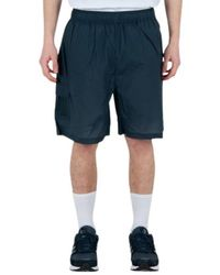 Pop Trading Company Shorts - Bleu