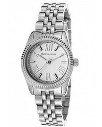 Michael Kors - Lexington Mini Stainless Steel watch - Lyst