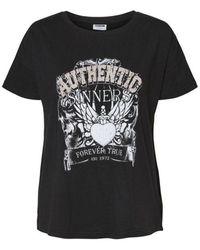 Noisy May - SS Sinners T-Shirt BG - Lyst