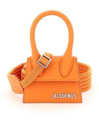 Jacquemus Mini Bag - Oranje