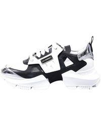 Les Hommes Sneakers bassa - Blanc