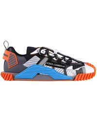 Dolce & Gabbana Sneakers Cs1770 Ao224 80995 - Grijs