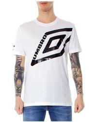 Umbro T-Shirts - Weiß