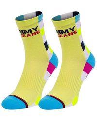 Tommy Hilfiger Socks - Geel