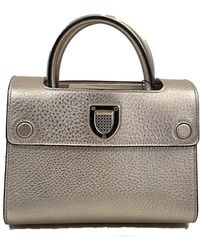 Dior - Ever sac en cuir métallique - Lyst