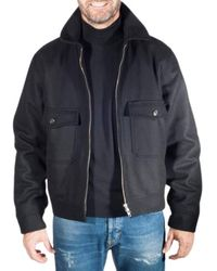 Mauro Grifoni Wool And Cashmere Jacket - Zwart