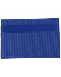 PS by Paul Smith Portemonnee Voor Heren Cc Holder Strem - Blauw