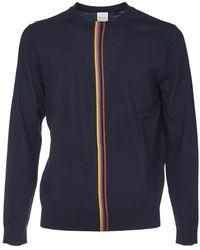 Paul Smith Knitwear M1R061Ug0148849 - Blu