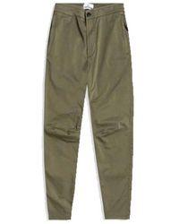 Stone Island Pants 30903 - Vert