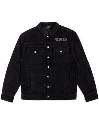 Pleasures Desire Trucker Jacket - Zwart