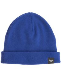 Emporio Armani Hat - Blauw