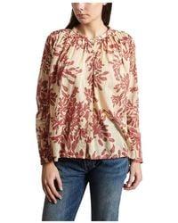 Diega - Casita Printed Shirt - Lyst