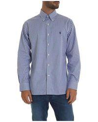 Polo Ralph Lauren Long Sleeve Shirt Azul