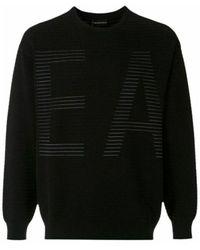 Armani Sweater - Schwarz