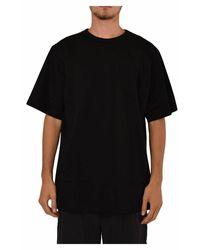Juun.J T-shirt - Zwart