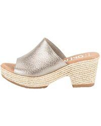 Oh My Sandals Calzado pala - Gris