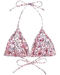 Ganni Bikini - Roze