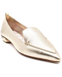 Nicholas Kirkwood Ballet flats - Neutro
