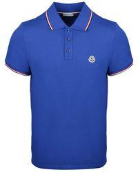 Loewe Vintage Polo T-shirt - Blau
