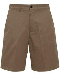 Department 5 Shorts With Logo - Bruin