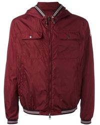Moncler Jean-claude Jacket - Rood