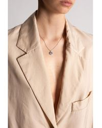 Vivienne Westwood Claretta necklace - Gris