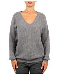 Brunello Cucinelli Sweater - Grijs