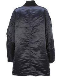 Ambush Jacket Bmea002F20Fab001 - Bleu