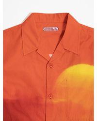 Maharishi Shirt - Arancione