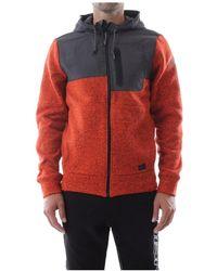 O'neill Sportswear 8p0258 Hybrid Fleece Sweater Men Orange - Oranje