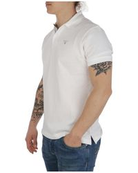 Barbour Polo - Wit