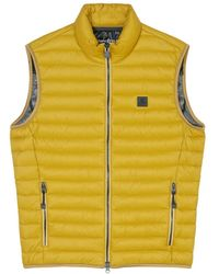 Marc O'polo Quilted Body Warmer - Geel