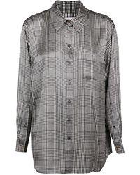 Burberry Carlote Shirt - Gris
