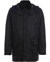 Barbour Beaufort Jacket - Blauw
