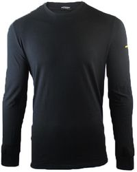 DSquared² Lange Mouwenshirt - Zwart